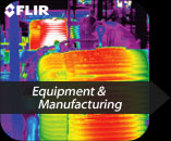 Equipment and Maintenance Applications for Thermal Imaging
